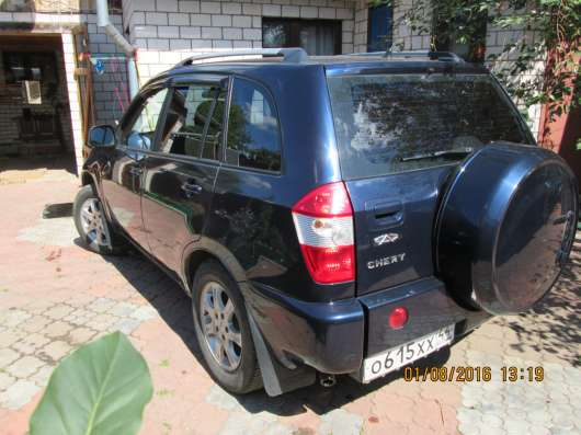 Продажа авто, Chery, Tiggo (T11), Механика с пробегом 76000 км, в Костроме Фото 1