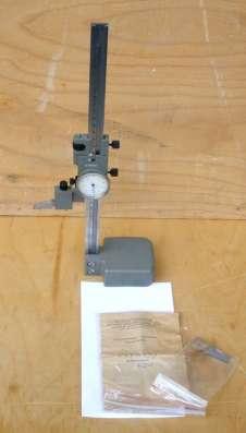 Штангенрейсмас стрелочный с круговой шкалой БВ-6226