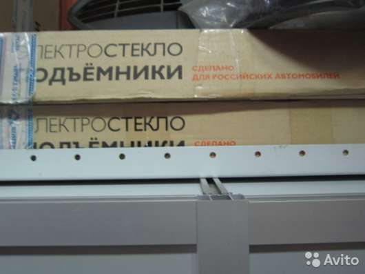Автостеклоподъёмники для росийских авто