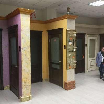 Двери из Массива ТЦ МУССОН