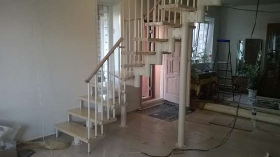 Лестницы модульные в Ижевске Фото 5