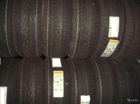 Новые липучки Dunlop 225/55 R17 винтер спорт 5
