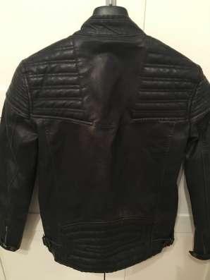 Кожзам куртка мужская размер М в Москве Фото 5