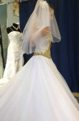 Эксклюзивное свадебное платье Klienfield в Москве Фото 5