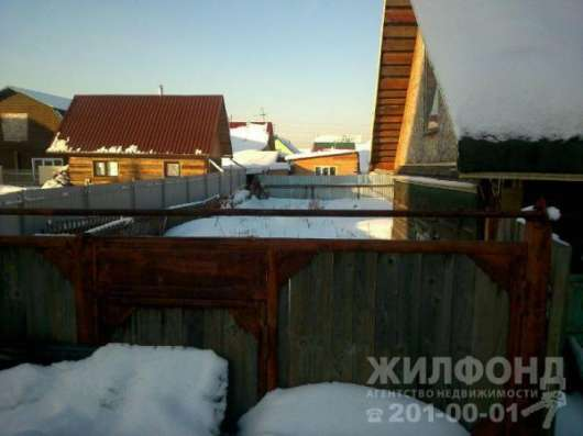 часть дома, Новосибирск, Малая Кавалерийская, 23 кв.м.