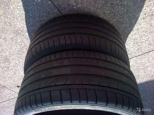 Новый комплект Dunlop 275/35 r21 для ауди и бентли