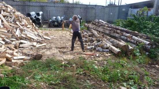 Пиломатериал срубы банные и дрова. Доставка погрузка