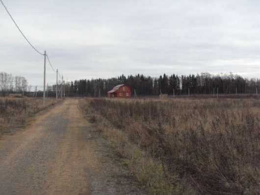 Участок в поселке «Эра» вблизи гор. Калязина Тверской обл