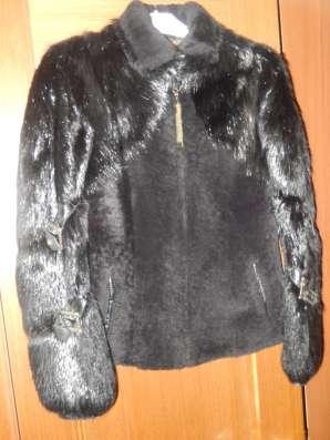 Меховая куртка в Москве Фото 1