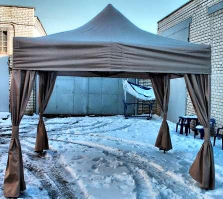 Аренда палаток, шатров