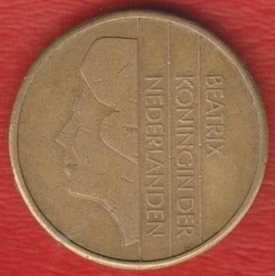 Нидерланды Голландия 5 гульденов 1988 г в Орле Фото 1
