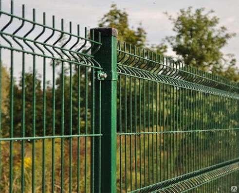 3Д забор (еврозабор)2030х2500х4 мм