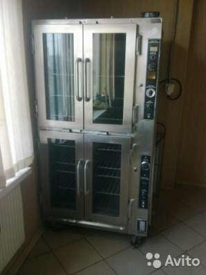 Печь электрическая комбинированная, расстойный шкаф Doyon JA