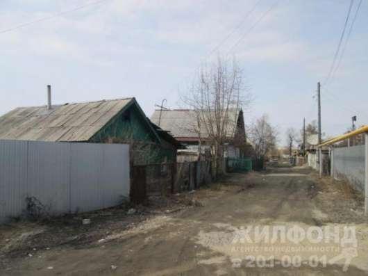 дом, Новосибирск, Лужниковская, 47 кв.м. Фото 3