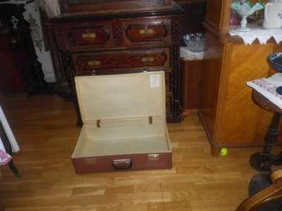 Старинный чемодан в Москве Фото 5