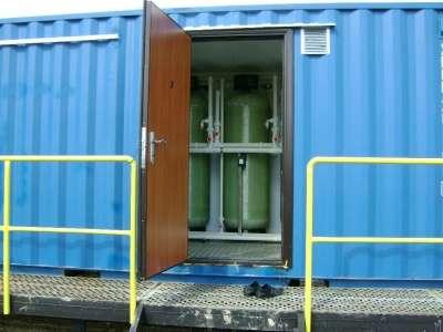Станция обезжелезивания. СОКОЛ О в Архангельске Фото 3