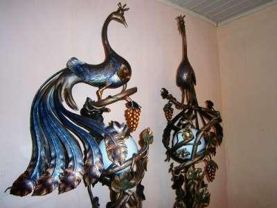 Светильник скульптурный