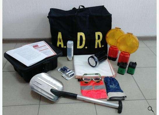 Комплект ADR (набор ADR) класс опасности 3
