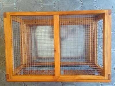 Клетка для перепелов мобильная в Краснодаре Фото 2
