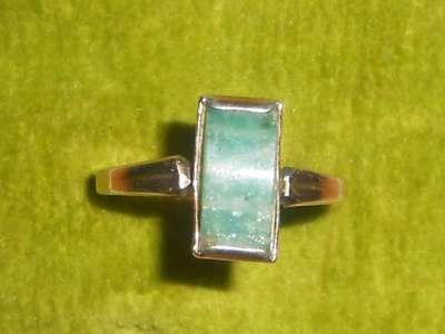 Старинные кольца 875 Звезда в Иванове Фото 4