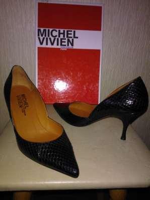 Туфли MICHEL VIVIEN