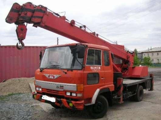 Аренда Автокрана 5 тонн, 25 тонн. в Екатеринбурге Фото 2