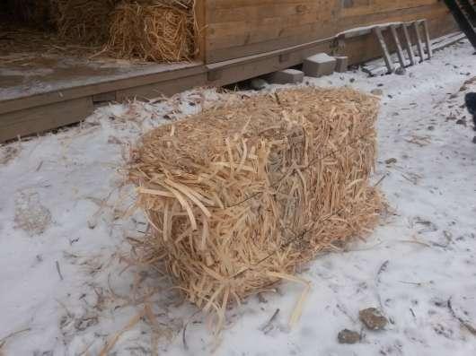 Стружка древесная упаковочная ГОСТ