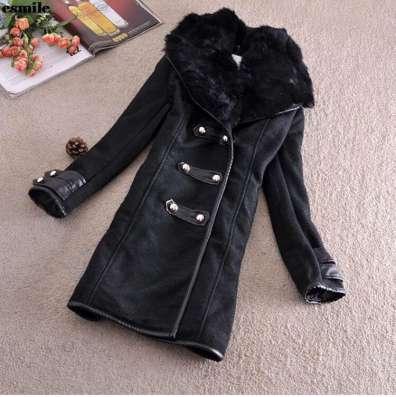 Новое шерстяное пальто 40-44 размер