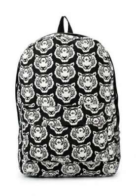 Рюкзак городской с Тигровым принтом
