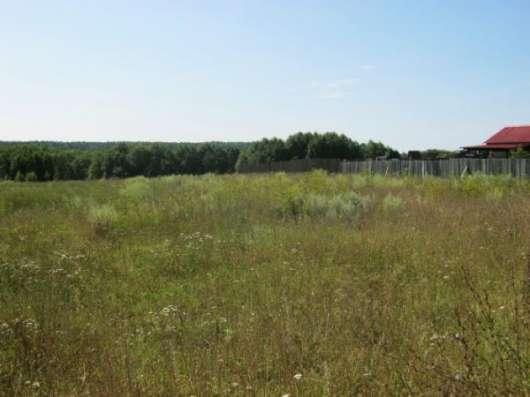 Продается земельный участок 25 сот. в деревне Большое Тесово (рядом река Москва) 98 км от МКАД по Минскому, Можайскому шоссе.