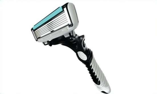 Станок для бритья премиум (6 лезвий) хватит на 6 месяцев