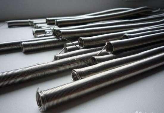 Навивка спиралей для бытовых нагревательных приборов