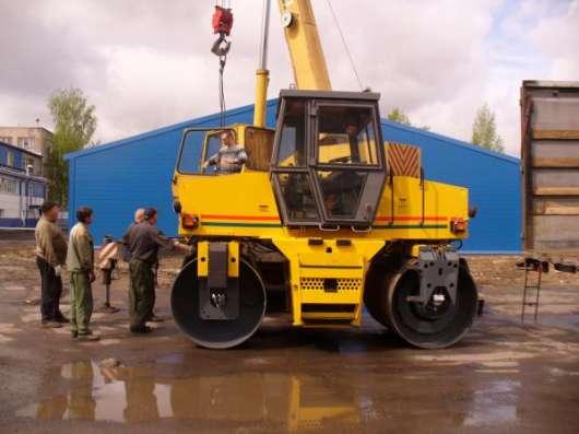 Каток ДУ-98 после кап. ремонта