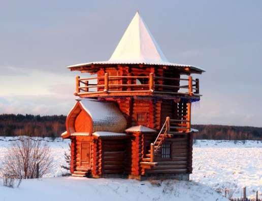 Новогодний тур с проживанием на Даче Деда Мороза с 31-03.01