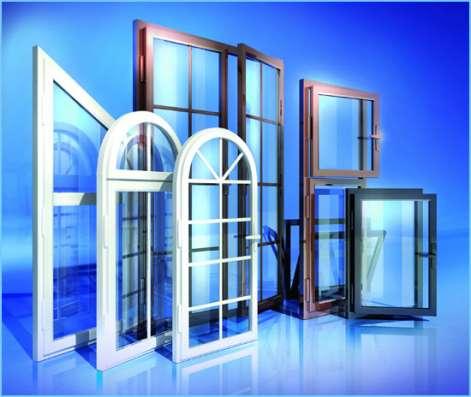 Изготовление и монтаж пластиковых окон, дверей, витражей и т в г. Актобе Фото 1