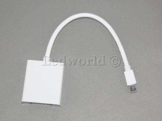 Переходник Mini DisplayPort - DVI для Mac