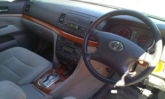 Продажа авто, Toyota, Mark II, Автомат с пробегом 136000 км, в г.Нягань Фото 2