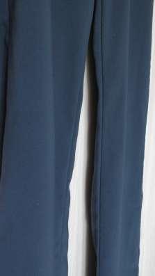 Брюки синие, р-44(46)