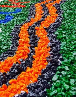цветной щебень в г. Самара Фото 2
