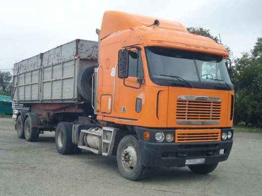 Тягач Freightliner Argosy + Полуприцеп Самосвал 3х ст. разгр в Ставрополе Фото 1