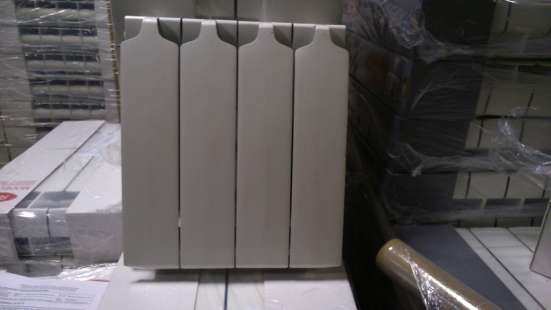 Радитор биметаллический Sira RS 300 х 4 секции