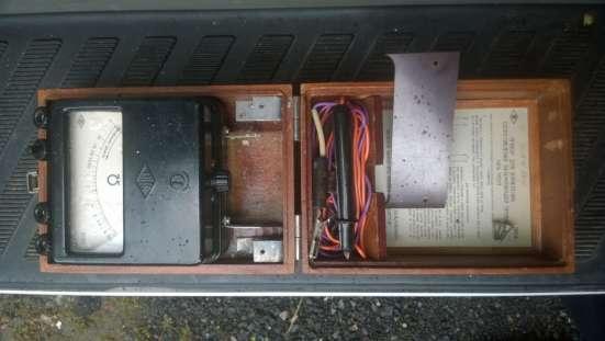 Приборы для измерения заземления