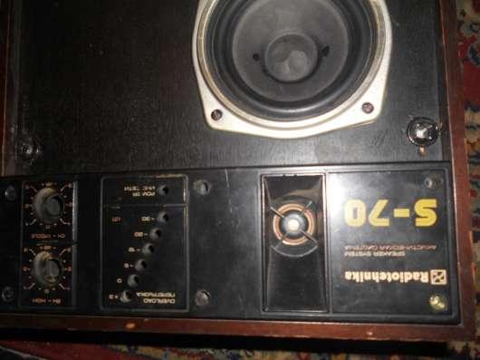 Колонка S70