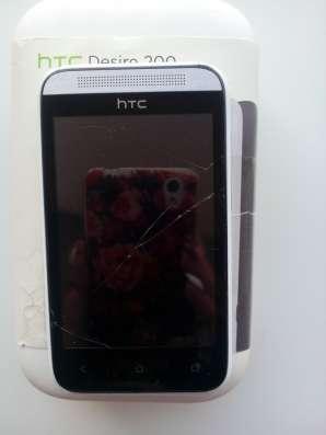 Смартфон HTC Desire 200 в Ангарске Фото 3