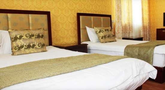Отель Сан Марино, Ташенова17 Астана-скидки на проживание 30%