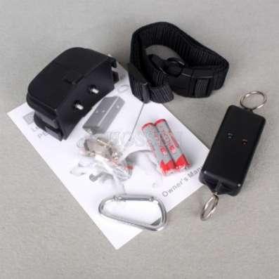 Электронный ошейник-поводок. Модель PET899