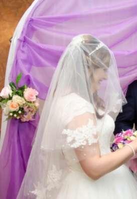 Свадебная фата в Казани Фото 1