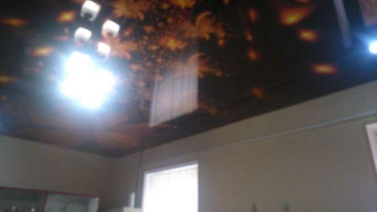 Натяжные потолки в Армавире Фото 1