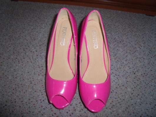 Роскошные туфли Platino Италия новые