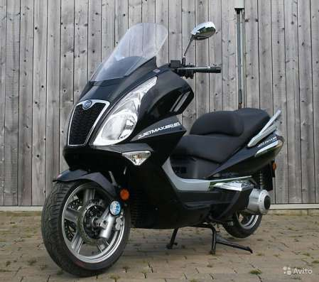 Макси скутер 250 кубов
